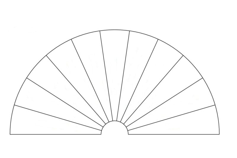 planche de radiesthésie