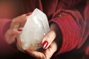 cristal de roche lithothérapie