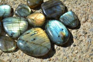 labradorite concentration
