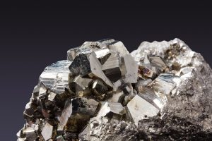 pyrite concentration