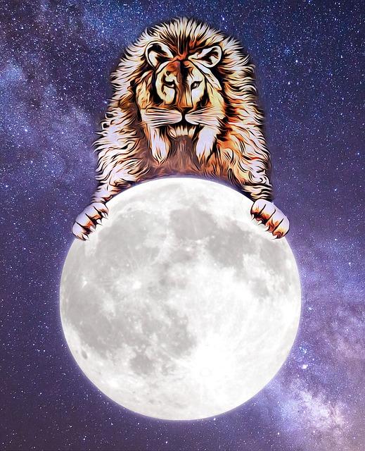 quelle pierre pour lion